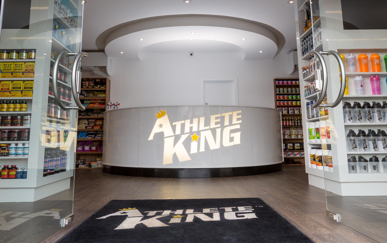 Branding - Athlete King