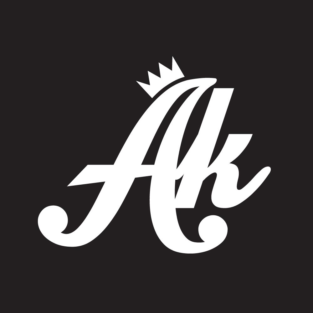 Logo design, branding - AK