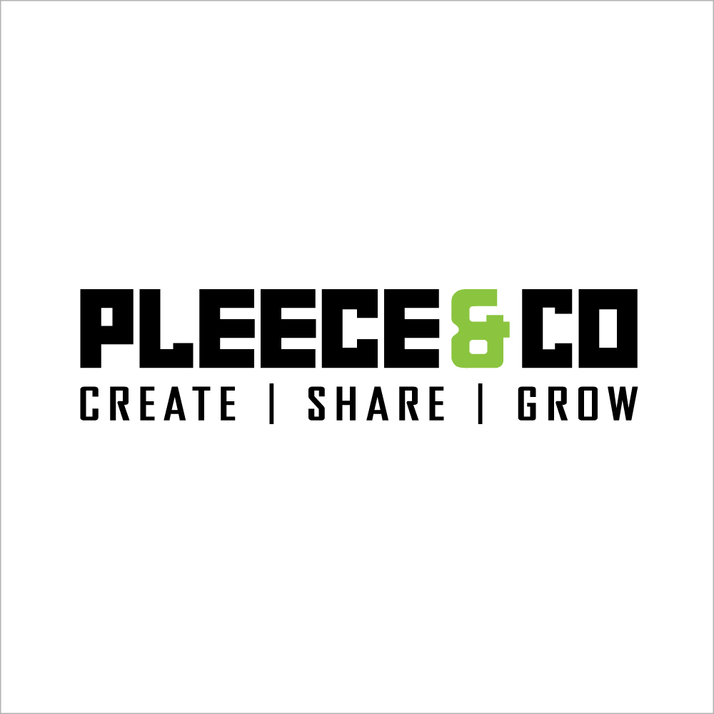 Logo design - Pleece & Co