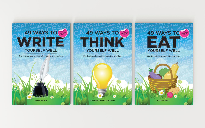 Book design - 49 Ways Series