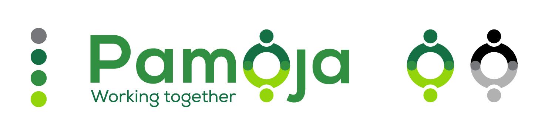 Logo design for Pamoja Communications